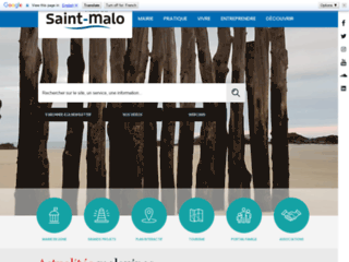 Camping Saint-Malo