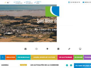 Commune de Saint Meloir des Ondes