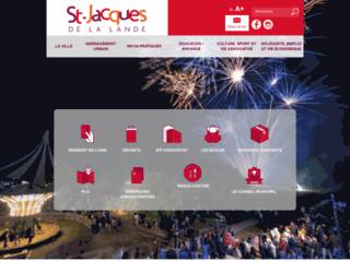 Saint-Jacques-de-la-Lande - Site officiel.
