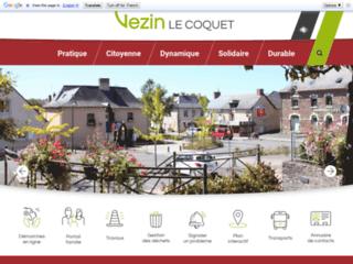 Vezin le Coquet - Site officiel