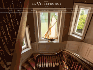 Hôtel  La Villefromoy
