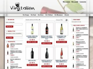 vins italiens