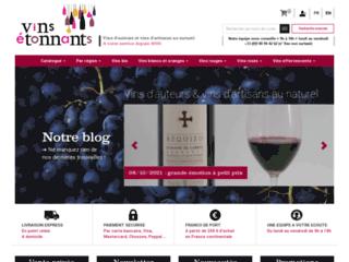 vins originaux