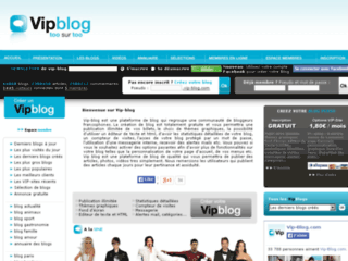 Détails : Vip-blog.com
