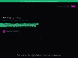 Visibrain, la plateforme de veille media de référence