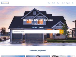 Détails : Vistoo : votre agence de l'immobilier neuf au Canada