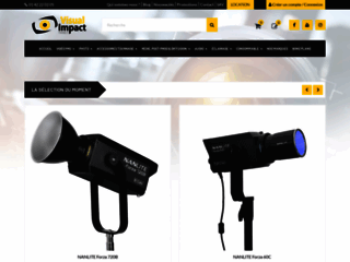 Détails : Matériels audiovisuels professionnels de grandes marques et de qualité