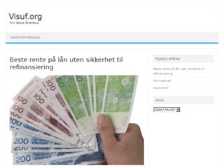 Visuf sur http://www.visuf.org