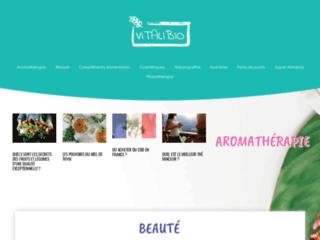 Vitalibio - Magasin de cosmétiques bio et institut de beauté à Aix en Provence