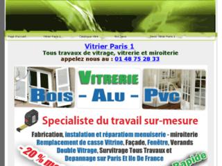 Vitrier Paris 1
