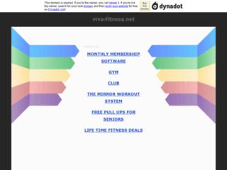 Viva Fitness : muscu, fitness, coaching sur http://www.viva-fitness.net