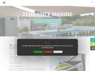 Site officiel de la société voile-tendance.fr