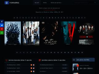 Détails : Voir des séries en streaming