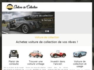 Détails : Voiture de collection : Le plaisir de conduite