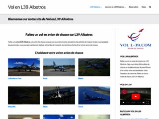 Vol en L39 Albatross, bapteme en avion de chasse, vol en avion de chasse, l39