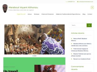 Détails : Marabout africain pour défaire les mauvaises auras