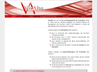 Détails : Société de management de transition