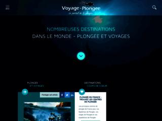 Image Voyage plongée