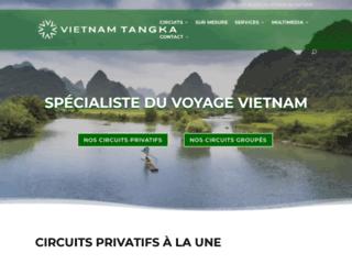 Spécialiste du voyage sur mesure au Vietnam