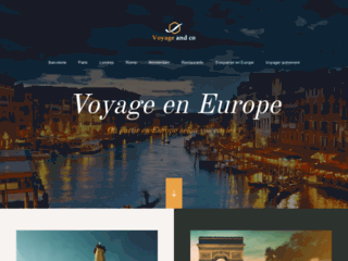 Voyage and Co
