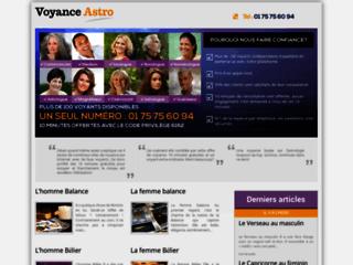 Le site de voyance et astrologie