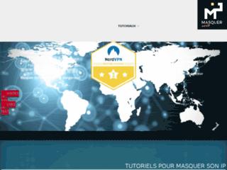 Capture du site http://vpngratuit.biz/