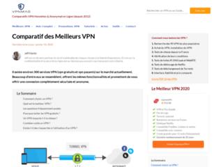 Comparatifs des meilleurs VPN