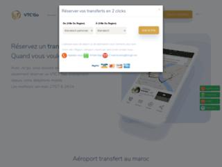 Détails : transfert taxi maroc aéroport