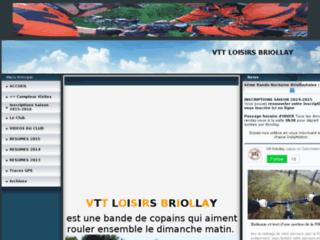 VTT LOIRIS BRIOLLAY