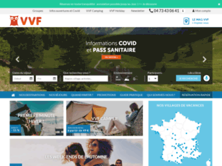 VVF VILLAGES VACANCES