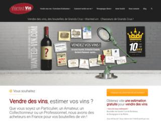 vendeur de vin en ligne