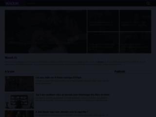 Détails : Waouh.tv : le site des faits insolites