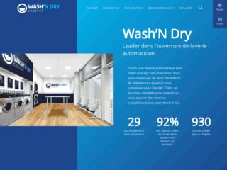 Wash'N Dry Laverie sans franchise