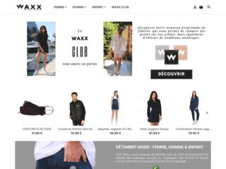 Détails : Waxx