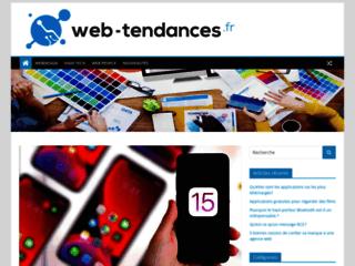 Détails : Web tendances