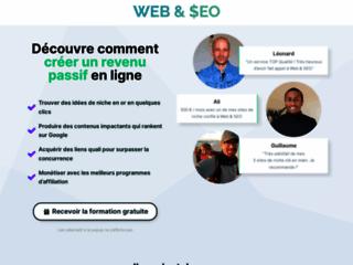Aperçu du site Web & SEO