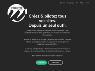 Détails : Webeditor Network