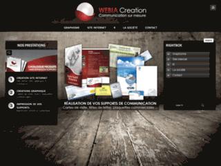 Webia creation