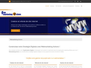 Webmarketing Actions