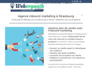 Consultant inbound marketing à Strasbourg en Alsace