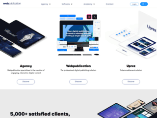 Détails : online magazine