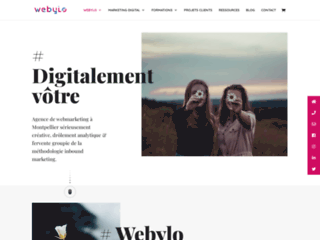 Webylo : Formations et Accompagnement Webmarketing