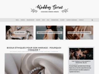 Wedding Secret : le portail d'information mariage