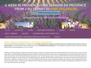 Détails : Balade organisée dans les bouches du Rhône