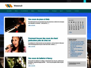 www.weenova.fr
