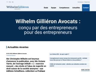 Détails : Avocat à Lausanne en droit suisse des affaires