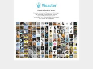 Imprimer ses photos sur toile - Woaster.com