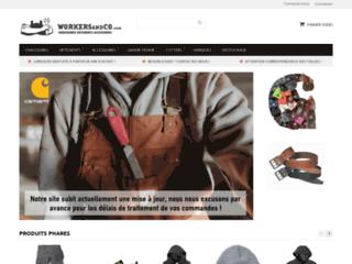 Détails : workwear