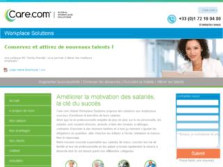 Le site des services aux entreprises