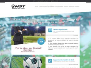 WST agent : une formation pour devenir agent sportif